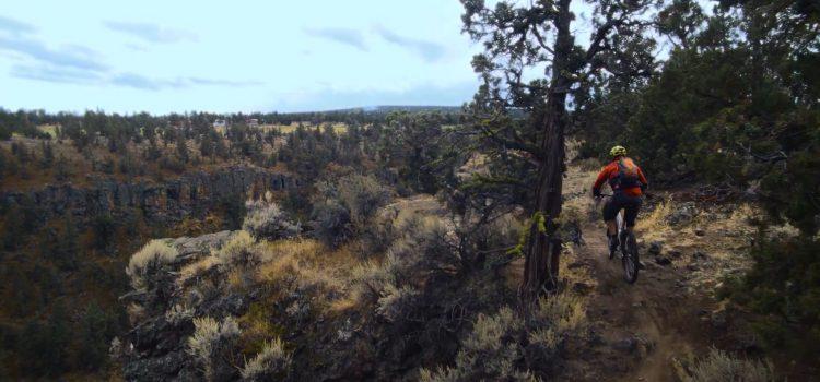 Mt. Biking Aerial Reel